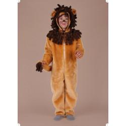 Karnevalový kostým LEV I - kombinéza s kapucí