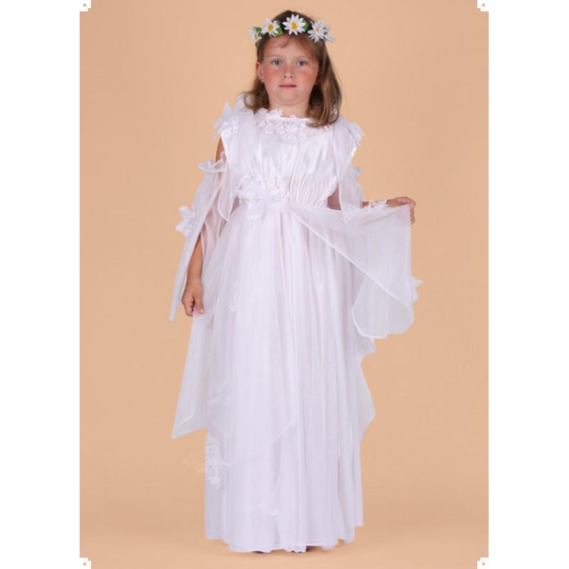 Karnevalový kostým VÍLA - šaty