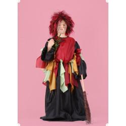 Karnevalový kostým ČARODEJNICE V - šaty