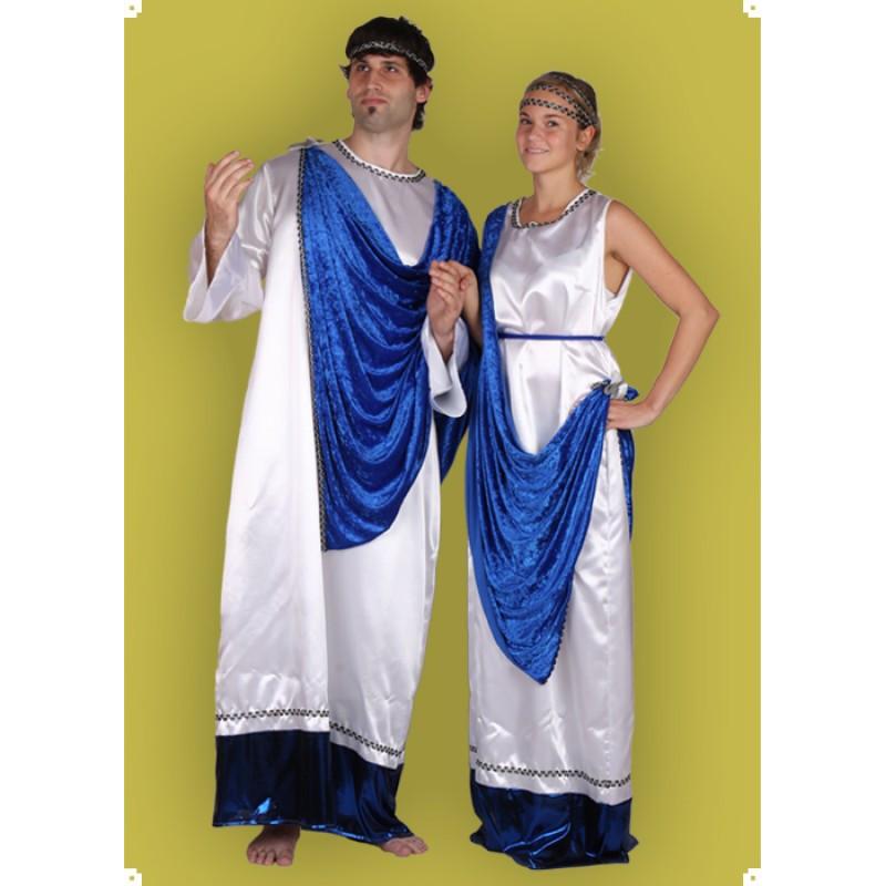 Karnevalový kostým ŘÍMAN - šaty