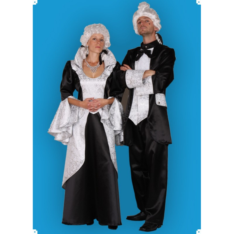 Karnevalový kostým BARON - kalhoty,frak