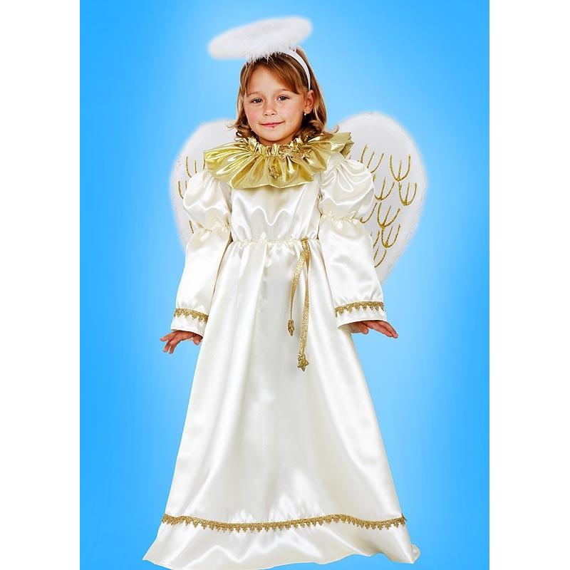 Kostým Anděl šaty