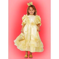 Karnevalový kostým Princezna Barunka - šaty