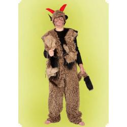Kostým Čert komplet - kalhoty, vesta, čepice