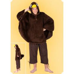 Karnevalový kostým Vrabec - pelerína