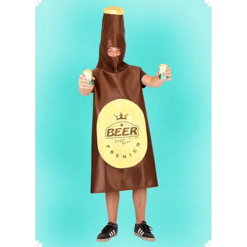 Karnevalový kostým PIVO - oblek