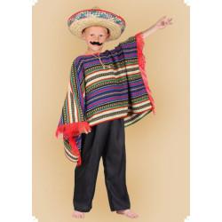 Karnevalový kostým Mexikánec - horní díl