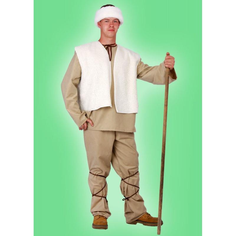 Karnevalový kostým PASÁČEK - horní díl, vesta, kalhoty, čepice