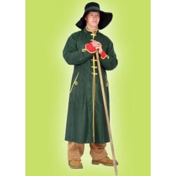 Karnevalový kostým PORTÁŠ - kabát, kalhoty, klobouk