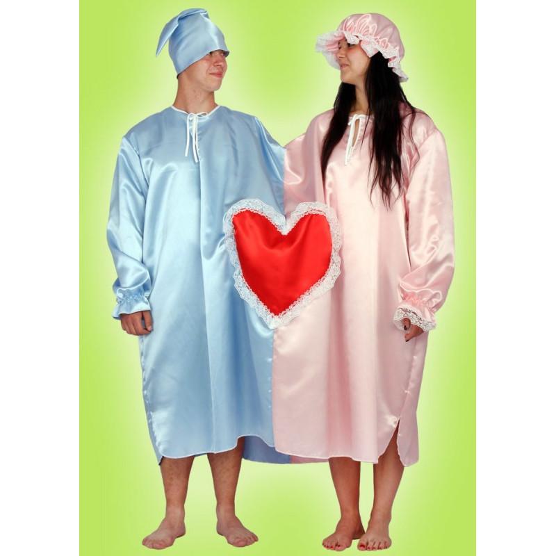 Karnevalový kostým NOČNÍ DVOJKOŠILE - šaty