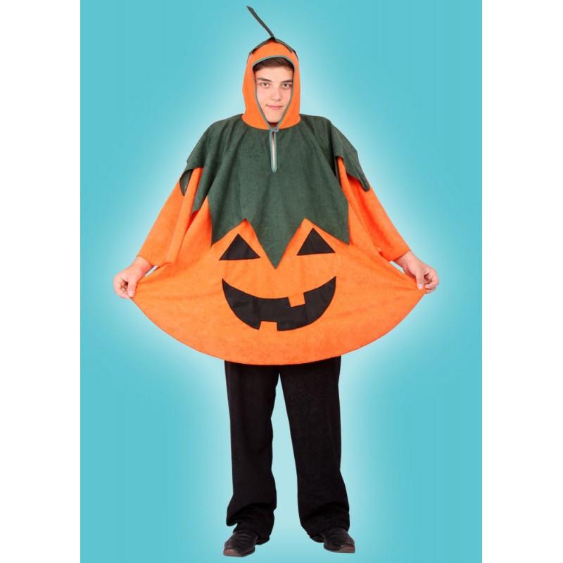Karnevalový kostým DÝNĚ - pelerína s kapucí