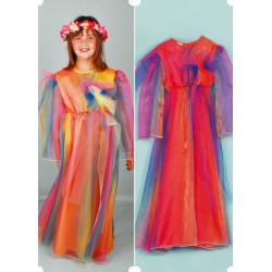 Karnevalový kostým VÍLA A,B - šaty