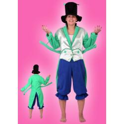 Karnevalový kostým KOBYLKA - frak, kalhoty, klobouk