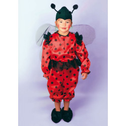 Karnevalový kostým BERUŠKA - kombinéza s čepicí