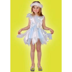 Karnevalový kostým BALERÍNA I - šaty, čelenka