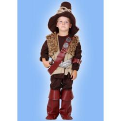 Karnevalový kostým LOUPEŽNÍK KOMPLET - bez pistole