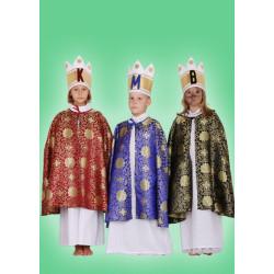 Karnevalový kostým KAŠPAR PLÁŠŤ - jenom plášť