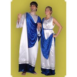 Karnevalový kostým Římanka - Šaty