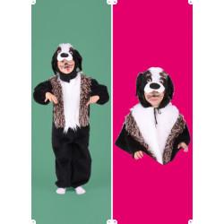 Karnevalový kostým PES II - pelerína