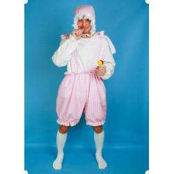 Karnevalový kostým BATOLE - kalhoty, horní díl, čepice