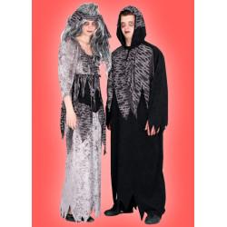 Karnevalový kostým Zombie plášť - plášť