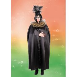 Karnevalový kostým Benátčanka s límcem - plášť, límec
