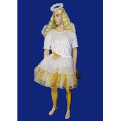 Karnevalový kostým Anděl pánský - šaty
