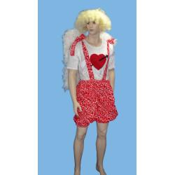 Karnevalový kostým AMOR - horní díl, kalhoty