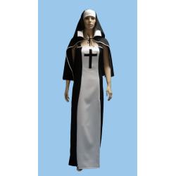 Karnevalový kostým JEPTIŠKA - šaty, šátek