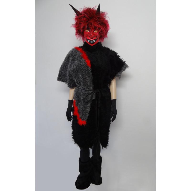Kostým Čert šaty dámské