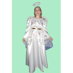 KOSTÝM ANDĚL ZLATÉ HVĚZDY                                                  šaty