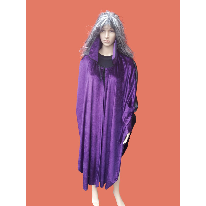 Karnevalový kostým                    Čarodějnice- plášť                                  plášť
