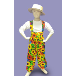 Karnevalový kostým Zahraník - kalhoty