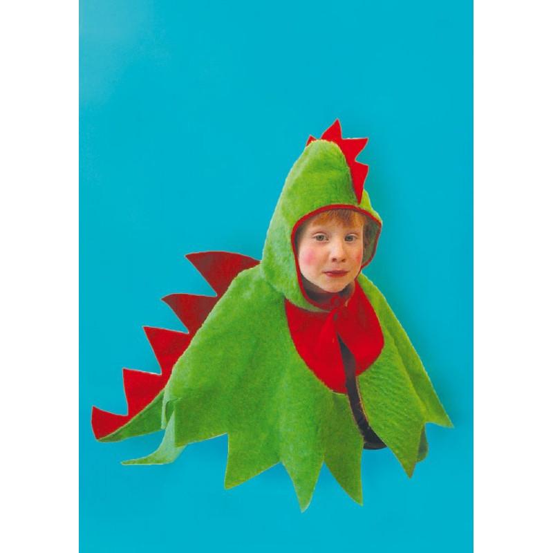 Karnevalový kostým DRÁČEK - pelerína
