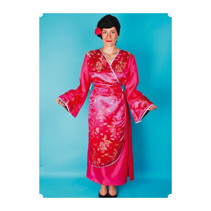 Karnevalový kostým ČÍŇANKA - šaty