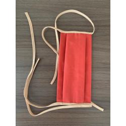 Textilní ochranná rouška dvouvrstvá