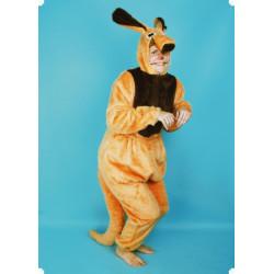 Karnevalový kostým KLOKAN - kombinéza s kapuci